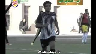هدفي مباراة انبي 1-1 المقاولون العرب - الاسبوع 1 - المجموعة 1 - 25/12/2013