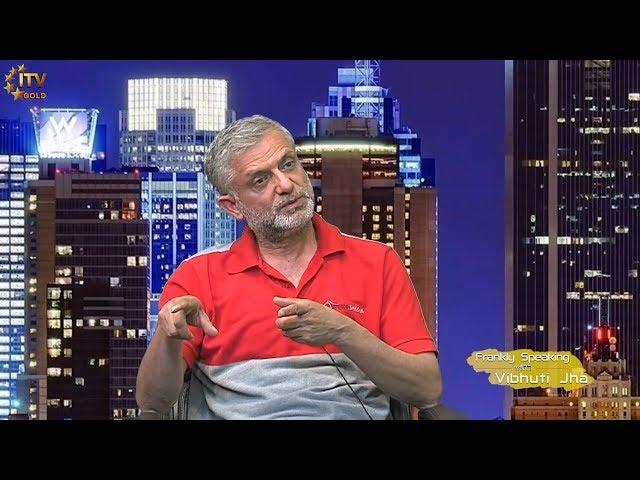 Rakesh Suri & Vinod Jain - Computer Shiksha - Frankly Speaking