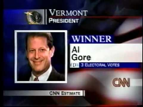 2000 Presidential Election Bush vs. Gore Part 1