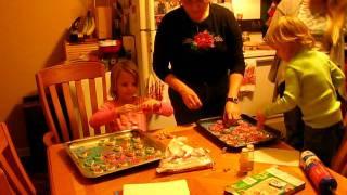Pr Mace Grandkids And Cookies
