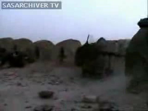 The Mazar-i-Sharif Taliban shootout