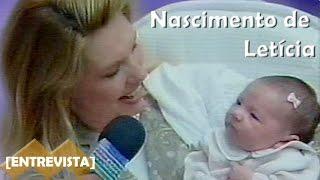 [ENTREVISTA] Programa Conexão Gospel - Marina de Oliveira apresenta sua filha caçula Leticia (2001)