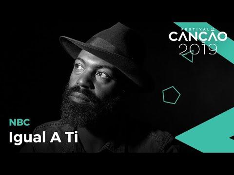NBC - Igual a ti (Lyric video) | Festival da Canção 2019