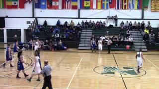 SLC Lady Lakers Vs. Northland International University 1st Half