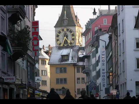 Top Ten Things to do in Zurich