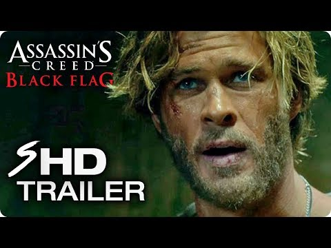 ASSASSIN'S CREED: Black Flag (2018) Movie free Full online [HD] Chris Hemsworth Concept