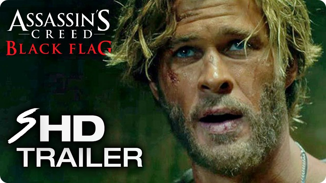 ASSASSIN'S CREED: Black Flag (2018) Movie Teaser Trailer [HD] Chris Hemsworth Concept