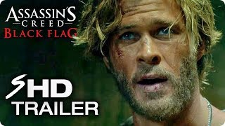 ASSASSIN'S CREED: Black Flag (2021) Movie Teaser Trailer Concept [HD] Chris Hemsworth