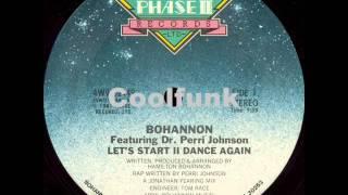 Bohannon - Let