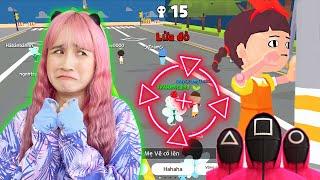 Chị Vê Chơi Sqขid Game Cùng Fan Trong Play Together | Trò Chơi Con Mực | Vê Vê Official