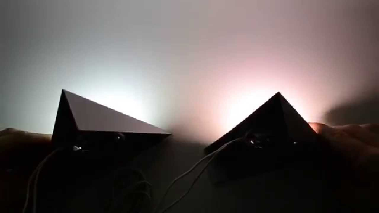 triangle g4 led cob under cabinet kitchen led light kit wago youtube