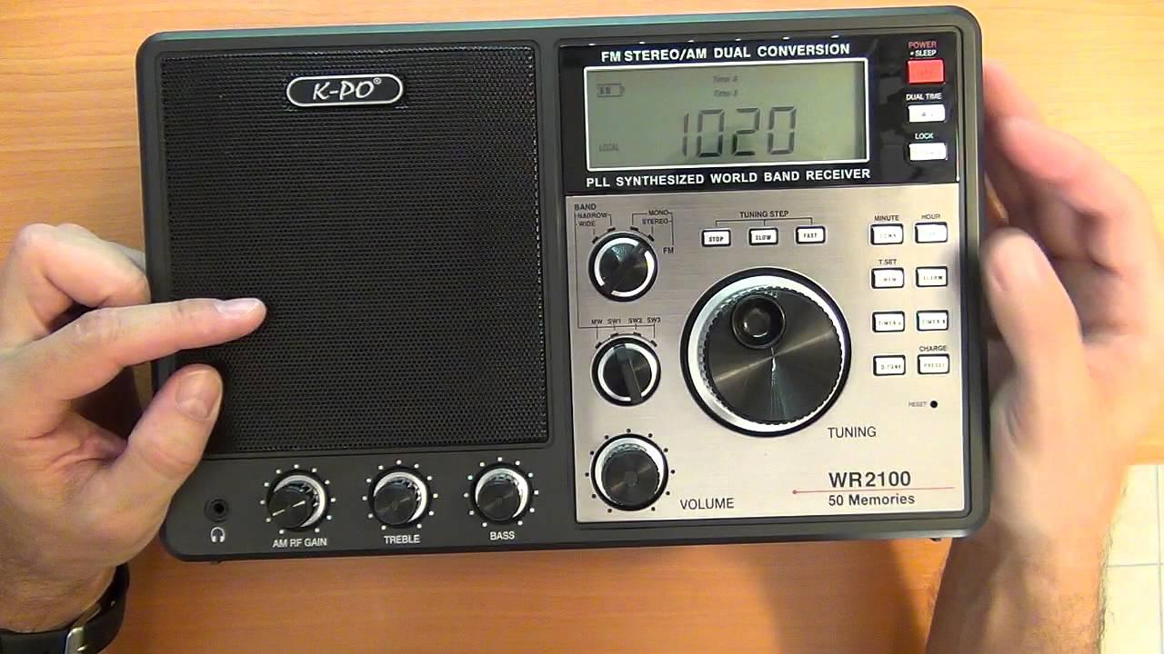 Transmitter 8211 Received Am Radio