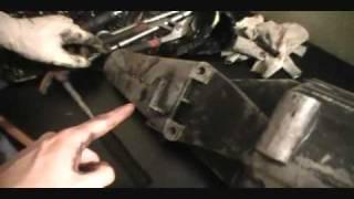 nv3500 standard transmission rebuild how to part1
