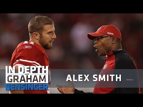 Alex Smith: The 49ers were completely dysfunctional
