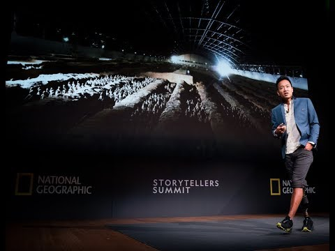 What is transhumanism? | Albert Lin | Storytellers Summit 2019