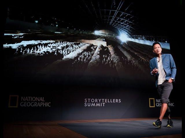 What is transhumanism?   Albert Lin   Storytellers Summit 2019