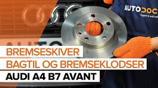 Video-guider om AUDI reparation