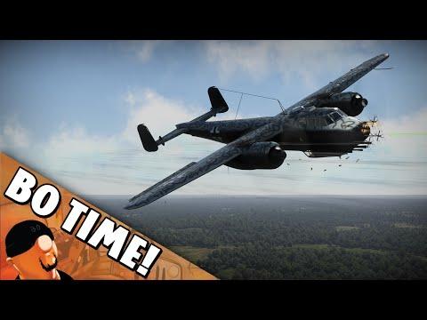 "War Thunder - Do 217 J-2 ""Here Comes the Magic Train!"""