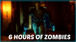 6 HOURS OF BLACK OPS 3 ZOMBIES LIVE!