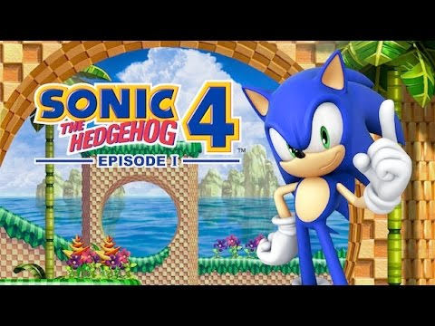 Sonic 4 Episode 1 Gameplay Splash Hill Zone Xbox One 1080p 60fps Youtube