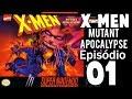 X-Men: Mutant Apocalypse - Episódio 1 - Gebirge