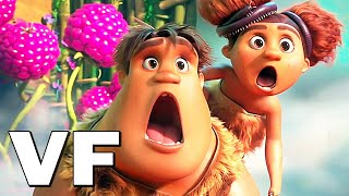 LES CROODS 2 Bande Annonce VF (Animation, 2020)