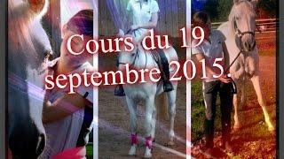 { Cours 59 } ; 19 septembre 2015.