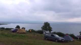 Озеро Шира Хакасия - Общий Вид на озеро Шира и Окрестности!(Озеро Шира Хакасия, июль месяц, но погода не очень, пасмурно, ветренно. Заснят общий вид на озеро Шира и палат..., 2015-04-24T14:27:17.000Z)