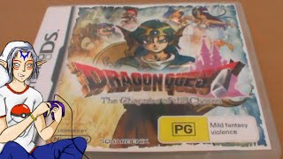 Dragon Quest IV: Chapters of the Chosen DS Unboxing