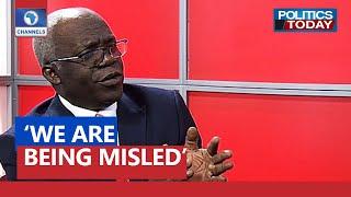 Nigerians Should Not Let APC, PDP Confuse Us – Femi Falana
