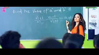 Aise Na Mujhe Tum Dekho | album video| school madam