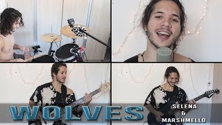 Wolves - Selena Gomez, Marshmello (ROCK Cover by Lucca)