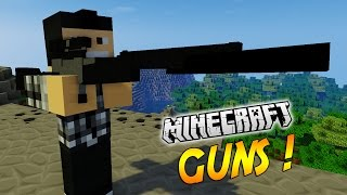 COUNTER STRIKE ET CALL OF DUTY DANS MINECRAFT ! | Présentation du modpack