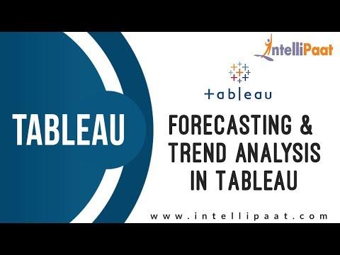 Forecasting & Trend Analysis in Tableau | Tableau Tutorial | Tableau Course | Intellipaatиз YouTube · Длительность: 19 мин3 с