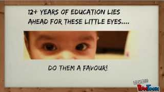 How important is your child's vision?