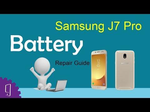Samsung J7 Pro / J7 (2017) Battery Repair Guide