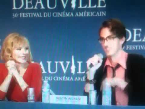 Deauville Film Festival 2010 France Dustin Ingram