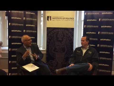 """Reflections on Running"", Series: A Conversation with Rick Santorum"