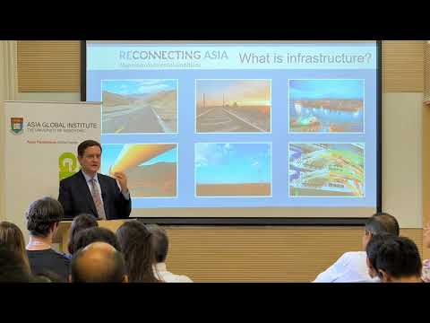 AGI Lecture: Belt and Road – A Washington Perspective