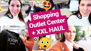 Shoppen im Wertheim Village OUTLET Center & XXL HAUL! l Vlog 675