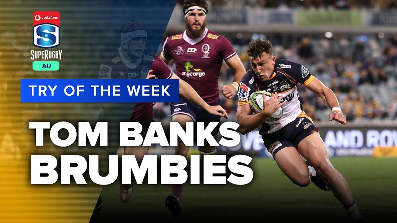 TRY OF THE WEEK | Super Rugby AU Final