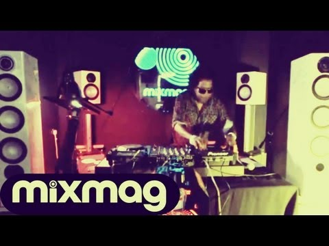 Crazy P (DJ Set) and DJ Pierre in The Lab LDN