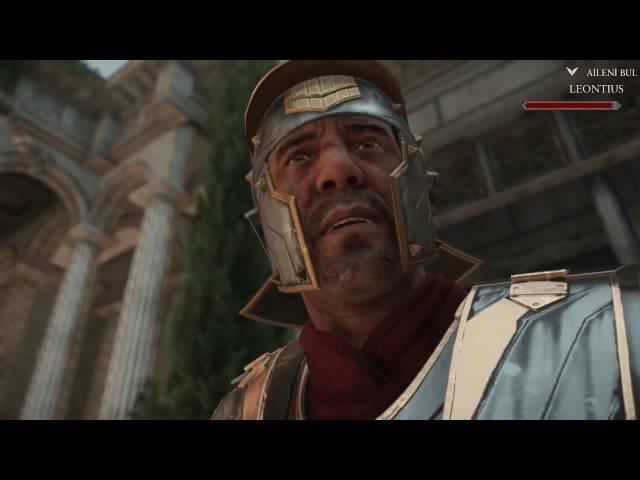 Ryse Son of Rome 2 Bölüm : Gitti La Bütün Aile