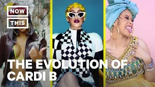 The Evolution of Cardi B | NowThis