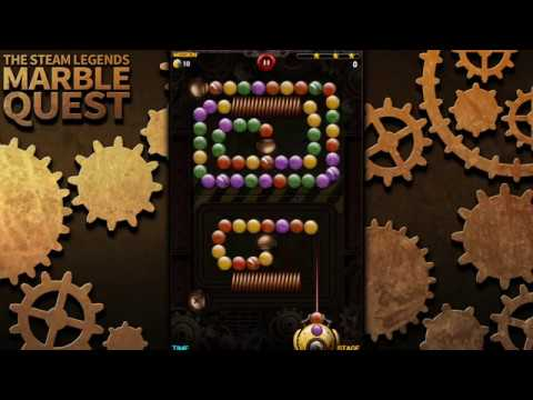 Free Download Steam Legend Marble Quest Apk