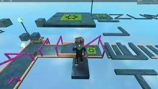 Zumbu (Game By: Bay Yolal) one day playing my first Roblox game!