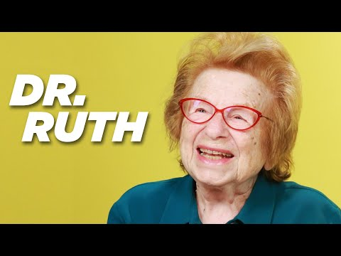 Love And Dating Advice With Dr. Ruth