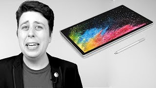 A real Apple-fanboy in conflict over the new Microsoft Surface Book...