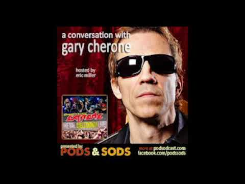 Gary Cherone of Extreme Interview with Pods & Sods - July 2017