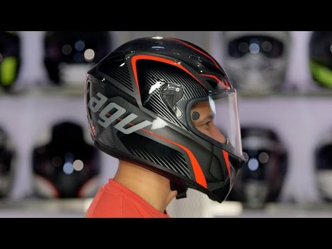 AGV GT Veloce Helmet Review at RevZilla.com